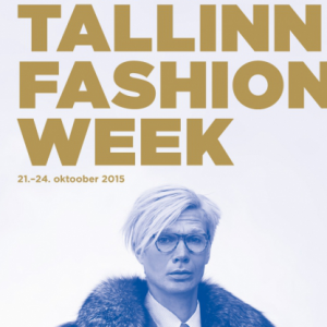 Tallinn Fashion Week moeetendused 21.-24.10