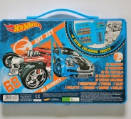 Hot Wheels kunstitarvetekomplekt
