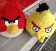 Angry birds loomad