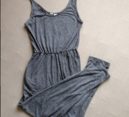 H&M pikk hall jumpsuit S