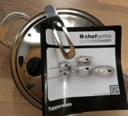 Tupperware T Chefseries Pure Cookware 3 L kastrul