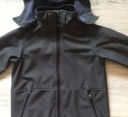 S 140 H&M softshell tuulejope