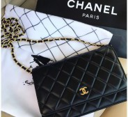 CHANEL WOC❤️100% Leather