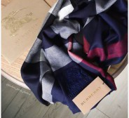 Burberry❤️Scarf Cashmere&Wool