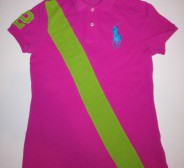 Ralph Lauren the big pony collection polo