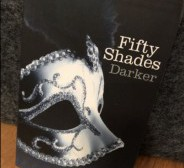 "E L James ""Fifty Shades Darker"" / Post hinnas!"