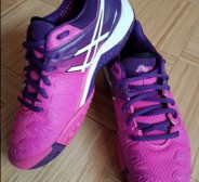 ASICS GEL-RESOLUTION tossud 38