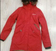 Didriksons Lindsey parka s34