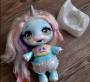 Suur 30cm, Poopsie Slime Surprise Unicorn