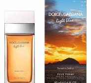 Dolce and Gabbana Light Blue Sunset in Salina 100 ml. Edt